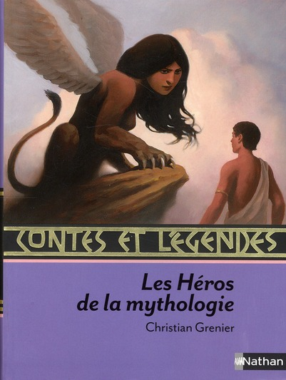 CONTES ET LEGEND HEROS MYTHOLO
